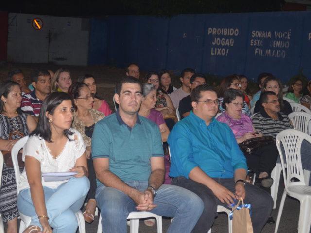 Culmina com sucesso XXVIII SEHC em Parnaíba.