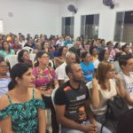 Caridade e Fé sedia palestra da SEHC