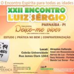 Encontro Luiz Sérgio em Parnaíba